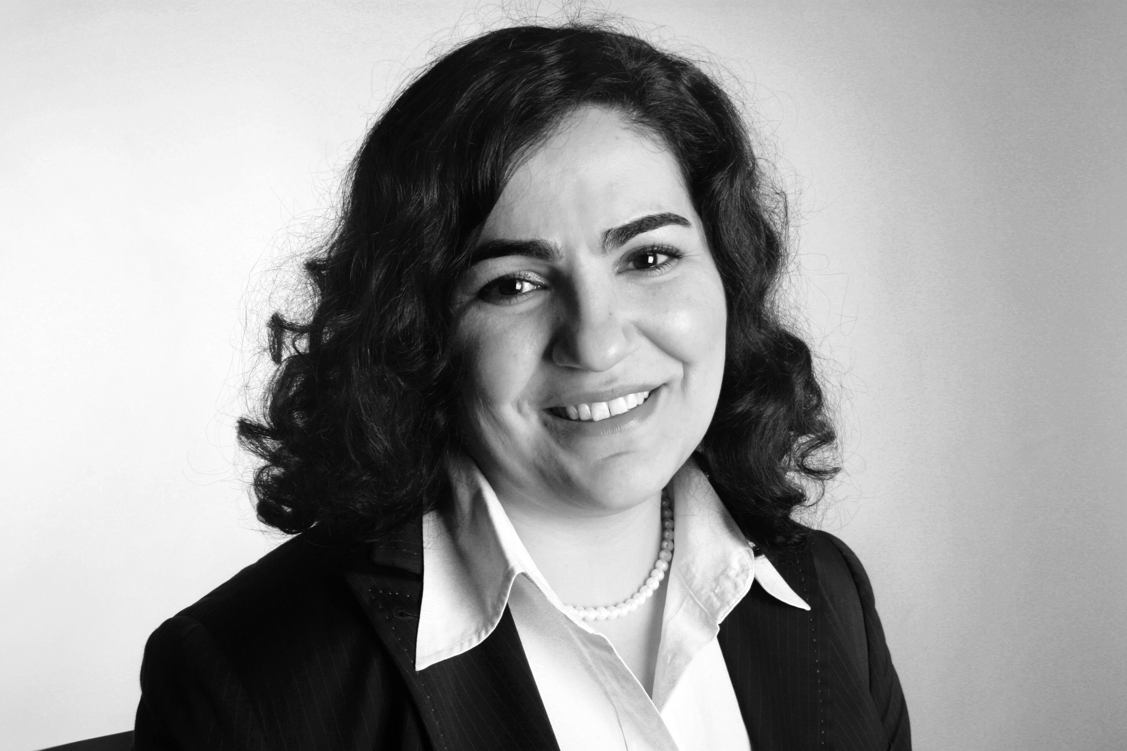 Frau Seyhan Öztürk