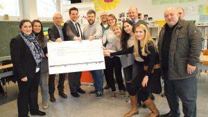 Spende an Netzwerk Sprachlernklassen Lehrer in Lehrte